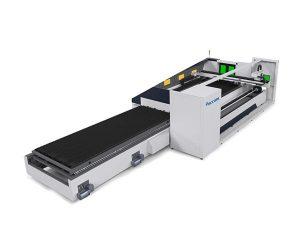 Mașină de tăiat cu laser cu tuburi metalice de 6000mm focalizare automată de înaltă precizie