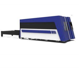 Mașină de tăiat cu tablă laser din fibră 1500w