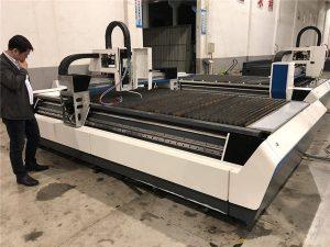 mașină mecanică de tăiat cu laser cu fibră cnc cu transmisie cu șuruburi cu bilă