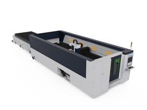 Mașină de tăiere cu laser cnc pentru oțel inoxidabil open structurecnc Mașină de tăiat cu laser pentru structură deschisă din oțel inoxidabil