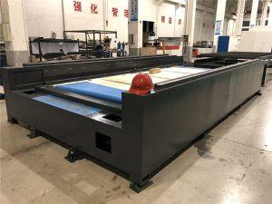 tăietor cu laser pentru plăci metalice și tuburi profesionale