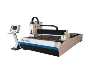 Mașină industrială de tăiere cu laser din fibra de metal cu dimensiuni compacte de 1500 w