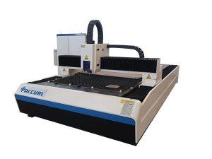 Masina de taiat cu laser cu fibra de 2000w folosita in placa de otel usor / placa de fier