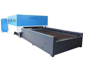 Masina de taiat cu laser cu fibra de cnc de 70 w pentru metal cu viteza mare