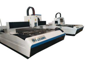 foaie de metal mașină de tăiat cu laser industrial sistem de protecție a carcasei 500w