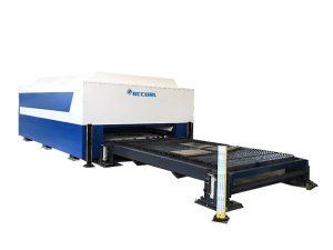 Masina de taiat cu laser din fibra de placa metalica cu grosimea de pana la 20cm
