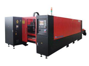 Masina de taiat cu laser industrial 1000w cu precizie ridicata de zgomot redus pentru taiere din otel carbon