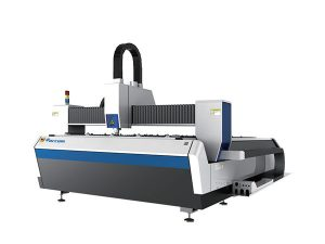 Masina de tuns laser cu metal dublu folosire, masina automata cu laser cu fibra fibra
