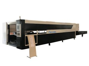 Mașină / echipamente industriale cu laser laser de 1,5kw 380v, garanție de 1 an