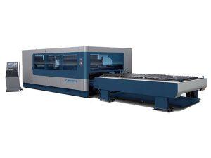 cnc metal industrial mașină de tăiat cu laser 380v / 50hz 1kw 1.5kw sursă laser