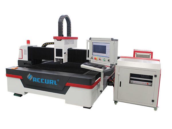Mașină de tăiat cu laser cu fibra de 1500w pentru aliaj de aluminiu