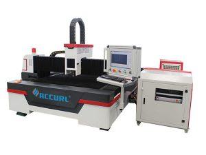 2000w / 3000w fibra de laser masina de taiat metal ac380v 50hz sistem de control cypcut