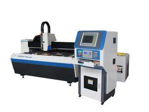 mașină automată de tăiat cu tablă metalică, tăietor cu laser industrial pentru metal