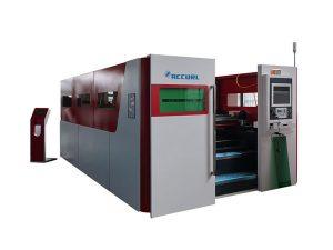 Masina de taiat cu laser automata industriala cu viteza mare cu dublu schimb