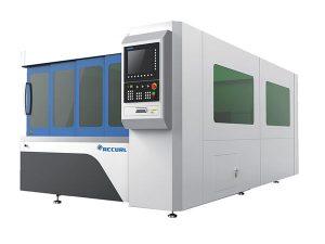 1070nm mașină de tăiere cu laser industrială / mașini de tăiat cu laser cu fibre