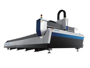 prețioasă mașină de tăiat și gravat cu laser, mașină de tăiere a fibrelor publicitare