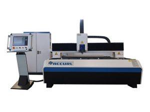 Masina de taiat cu laser cu fibra de precizie 500w curata suprafata taiata cu sistem de racire cu apa