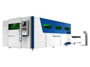 Masă de tăiere cu laser industrială complet închisă, de înaltă precizie