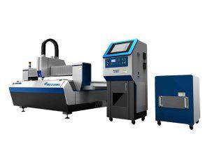 mașină de tăiat cu tub laser cu fibre duale cu viteză mare de tăiere pentru procesarea industriei