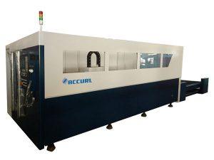 Masina de taiat laser cu fibra de control cnc, taietoare cu laser optic din fibra de argint