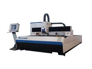 mașină de tăiat cu laser din fibră de oțel inoxidabil 100mm z axă cale 380v trei faze