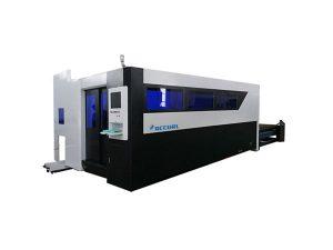 Masina de taiat cu laser cu fibra de 500w pentru otel carbon