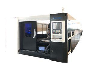 tabla de masina de taiat cu laser din fibra de otel inoxidabil 1000w de inalta precizie