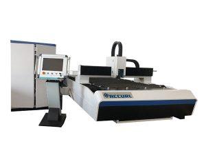 mașină de tăiat cu laser cu fibre de înaltă precizie 1500mm * 3000mm zona de tăiere