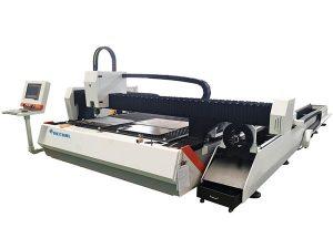 Reglarea vitezei reglabile a mașinii de tăiat cu laser din tub metalic 1000w
