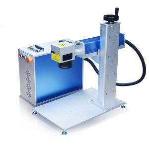 mașină de gravat cu fibre cu laser 10 corp de proiectare a corpului mașinii